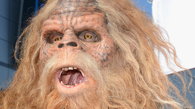 Oklahoma Lawmaker Puts Out a Bounty for Bigfoot, Who Lives in Oklahoma