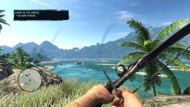 Моды на Far Cry 3