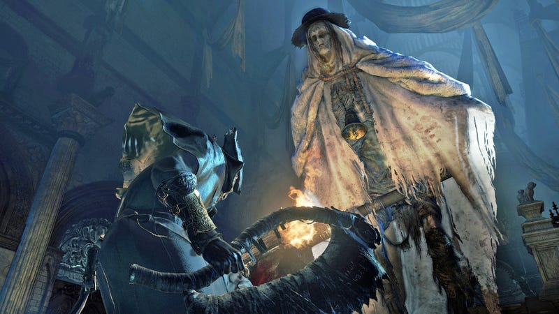 Modder Explains How He Created That Cool Bloodborne Mod That Lets You Control Enemies