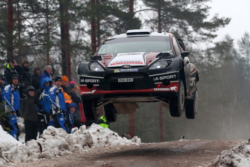 Illustration for article titled Fantasy WRC Preview: Rally Sweden