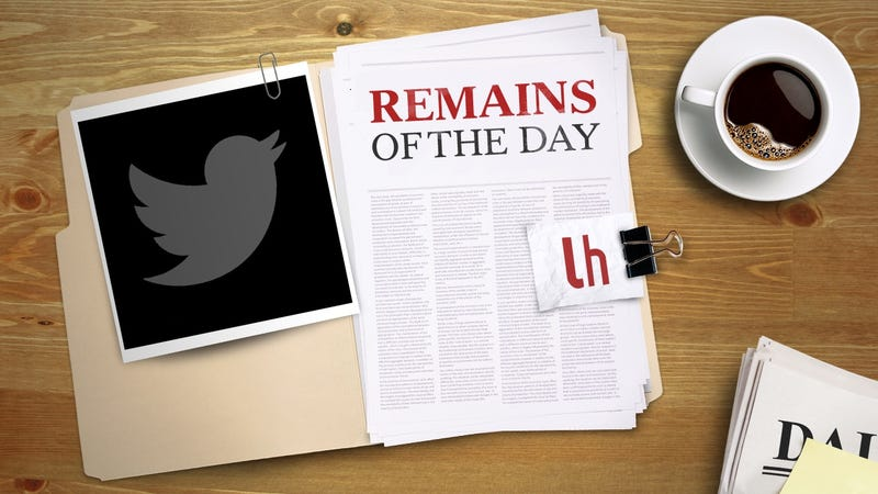 Illustration for article titled Remains of the Day: Twitter for Android Gets a Night Mode
