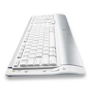 Illustration for article titled Logitech S530 Laser Mac Keyboard & Mouse Set