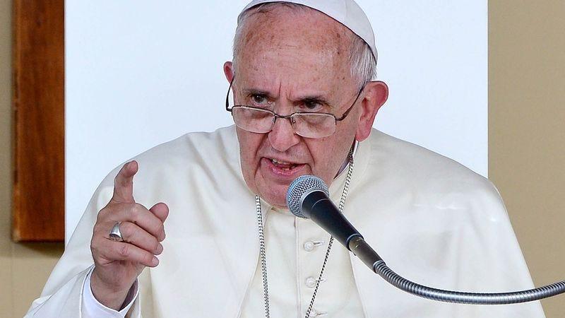 Illustration for article titled Horrified Pope Calls Philadelphia Humanity's Greatest Sin Against God