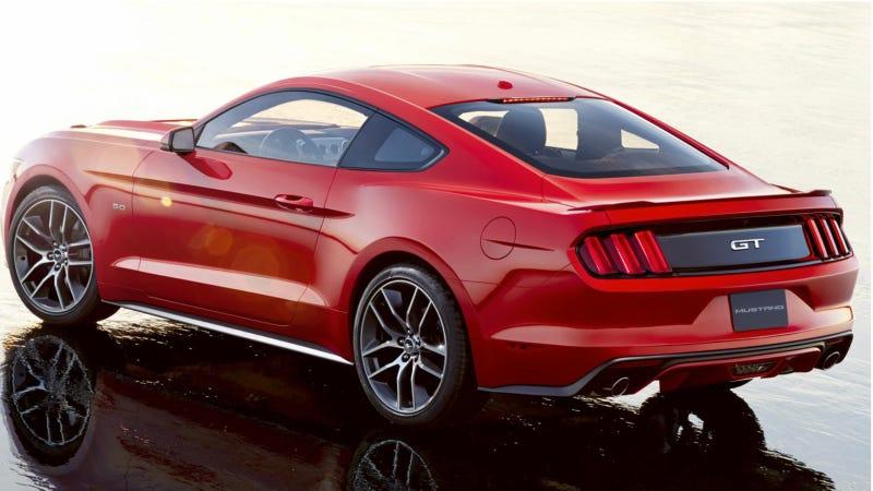 Illustration for article titled Magyarországra is jön az új Ford Mustang