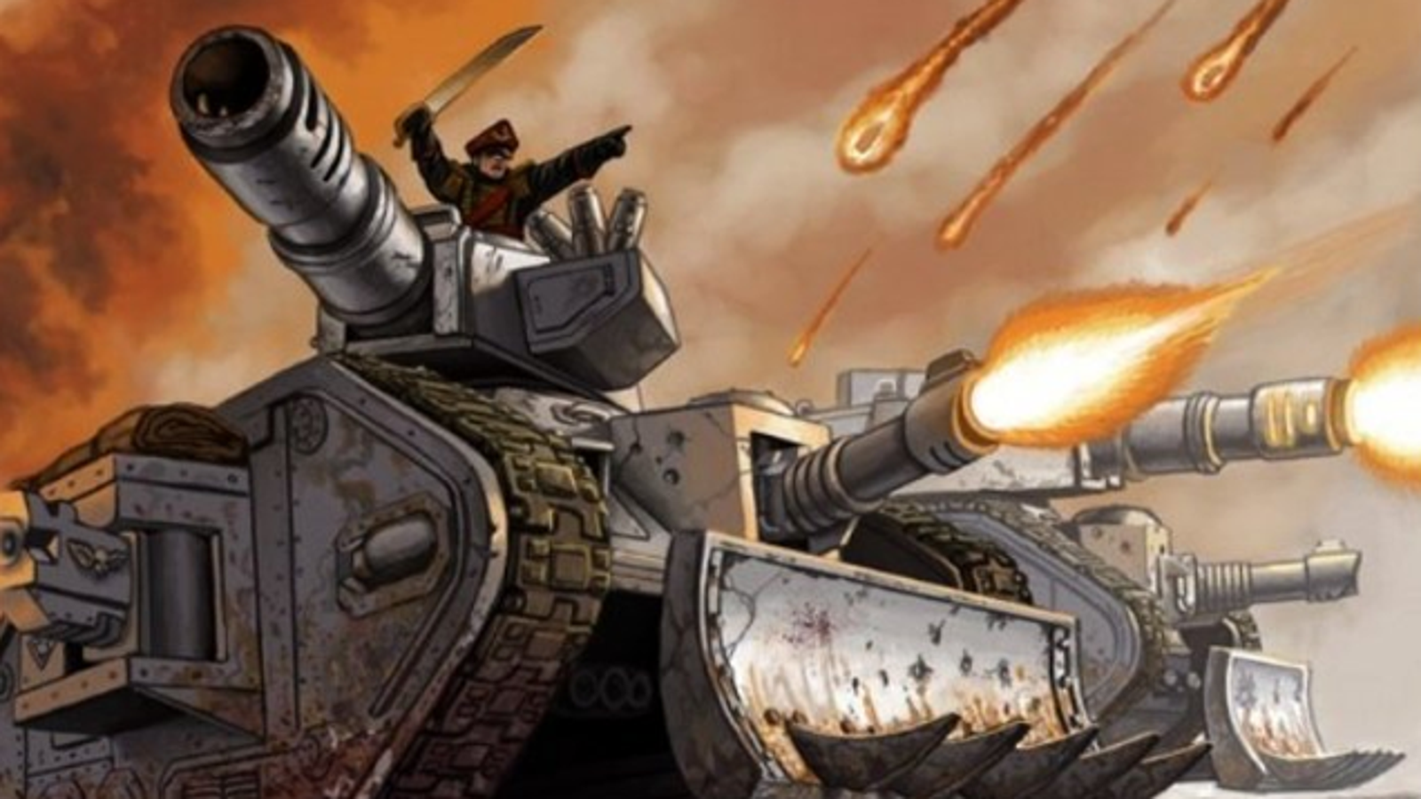 The 15 Most Ridiculous Badasses From Warhammer 40K