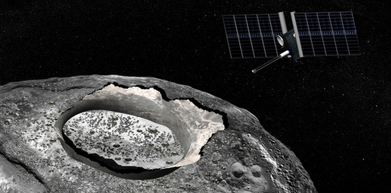 Illustration for article titled Venus, troyanos y un asteroide de metal, próximos objetivos de la NASA