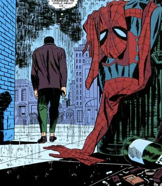 Illustration for article titled How Raimi's Love For Avatar Led To The Spider-Man 4 Mercy-Killing