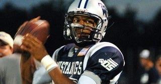 Star quarterback Reggie Garrett (AP)