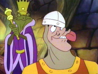 Illustration for article titled Win a Blu-Ray Dragon's Lair Signed by the Game's Creators