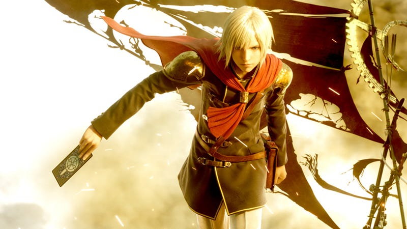 Illustration for article titled The Final Fantasy Type-0 Demo Is Like Boxing with Kiddie Gloves On
