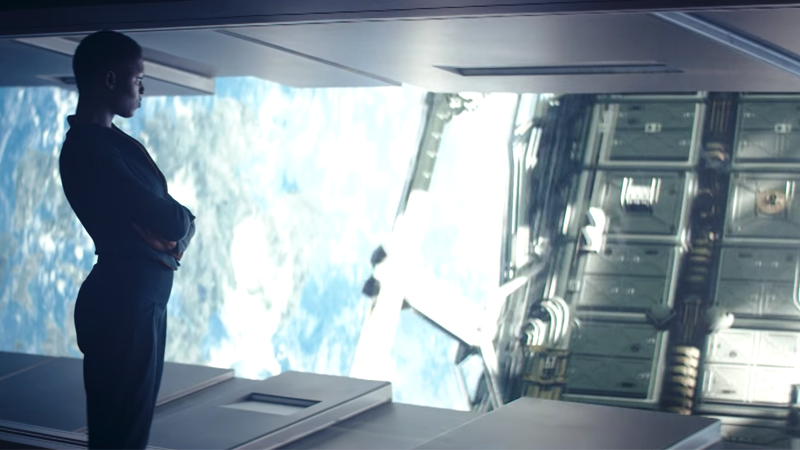 Spooks in Space abound in the first footage from Syfy's Nightflyers.