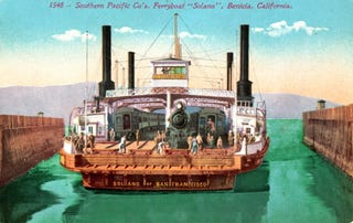 Illustration for article titled Smoke On The Water! The Solano!