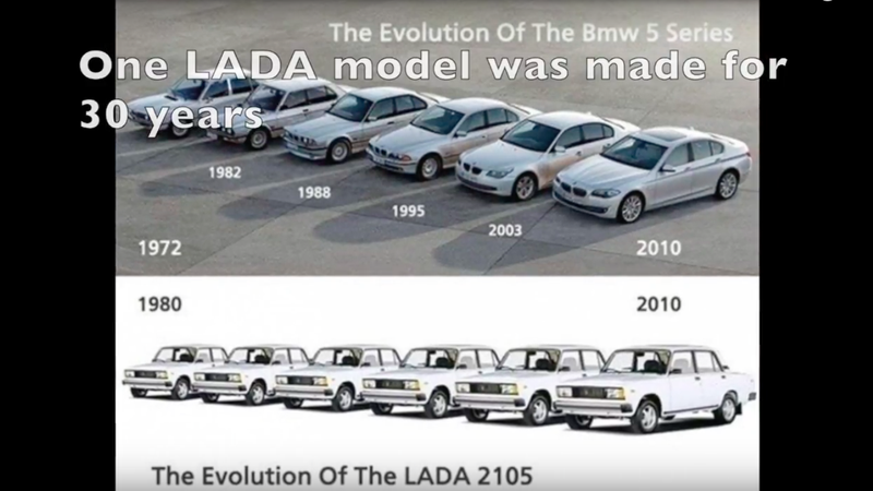 Illustration for article titled Sit Down, Shut Up And Watch This Cool Video About Ladas