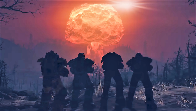 Illustration for article titled Players Have Already Found Ways To Cheat Fallout 76's Nuke Codes