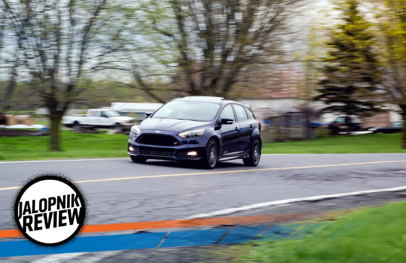 2017 Ford Focus St The Jalopnik Review
