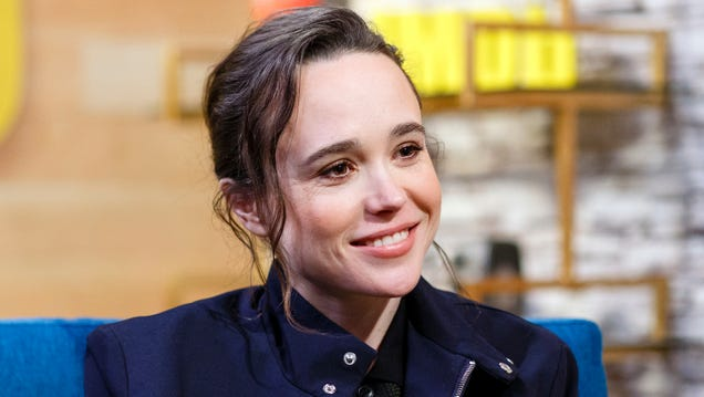 Here's our first look at spooky superhero Ellen Page and the rest of Netflix's Umbrella Academy