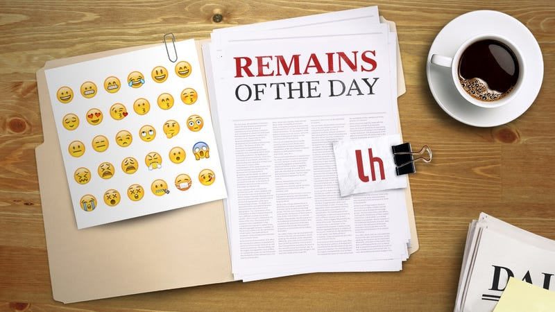 Illustration for article titled Remains of the Day: Swiftmoji Suggests Emoji Based on What You're Typing