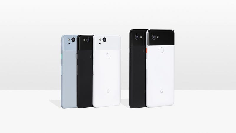 Illustration for article titled How Does Google's Pixel 2 Stack Up to Its Predecessor?
