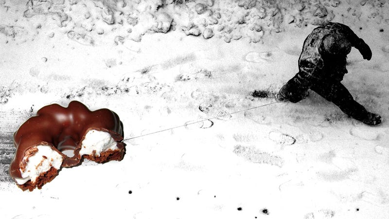Illustration for article titled An Emergency In The Snow