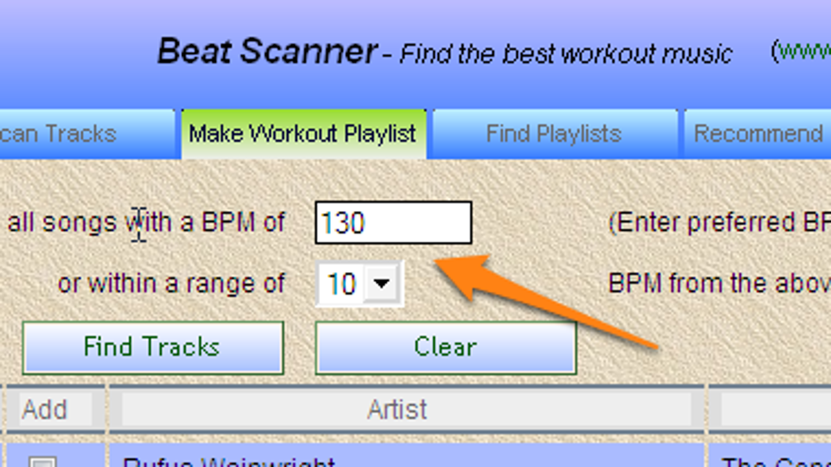 BeatScanner Analyzes Your Music's BPM to Build Perfect