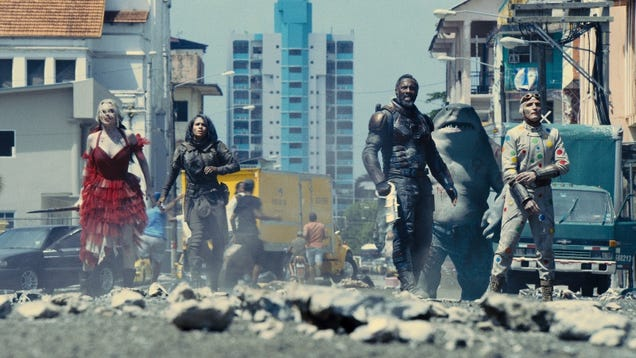 The Suicide Squad Spoiler Discussion Zone Is Rampaging Your Way