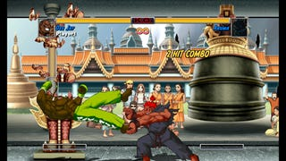 Illustration for article titled Akuma, Fei-Long, and Sagat In Full HD