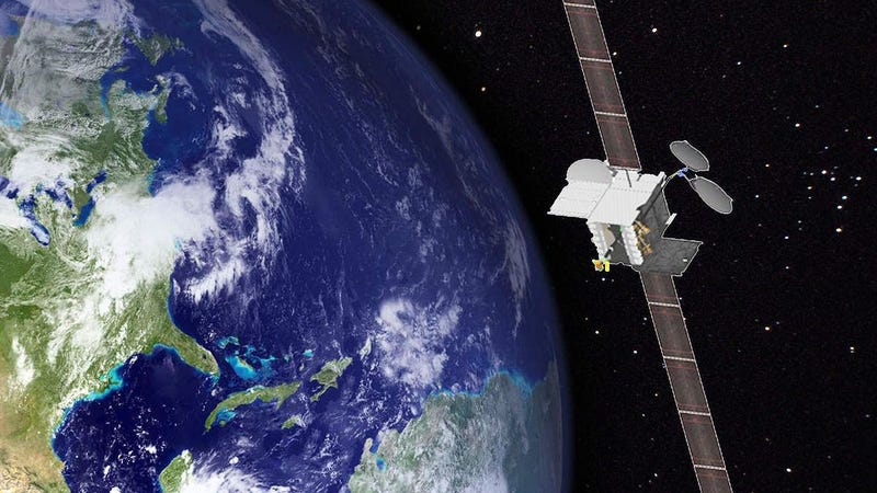 Illustration for article titled Terabit-Capacity Satellites Will Bring Space Internet Up to Speed