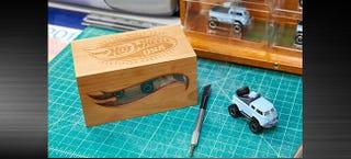 Illustration for article titled Mattel Model Shop Certified Prototypes!!!