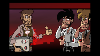 Illustration for article titled Why Penny Arcade Took so Long to Go PSN and May Never Go Wii Ware