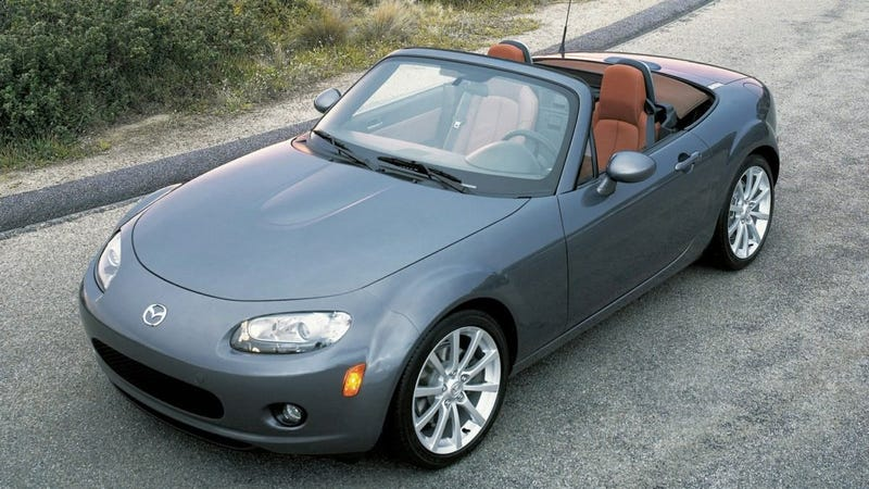 Illustration for article titled You Can Get An NC Mazda Miata For Surprisingly Little Money