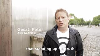 Hiába kéri Geszti Péter, eddig a kutya nem akart adakozni az ARC-nak