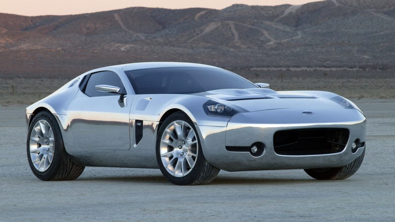 Illustration for article titled Superformance to Produce Shelby GR-1 Concept!!