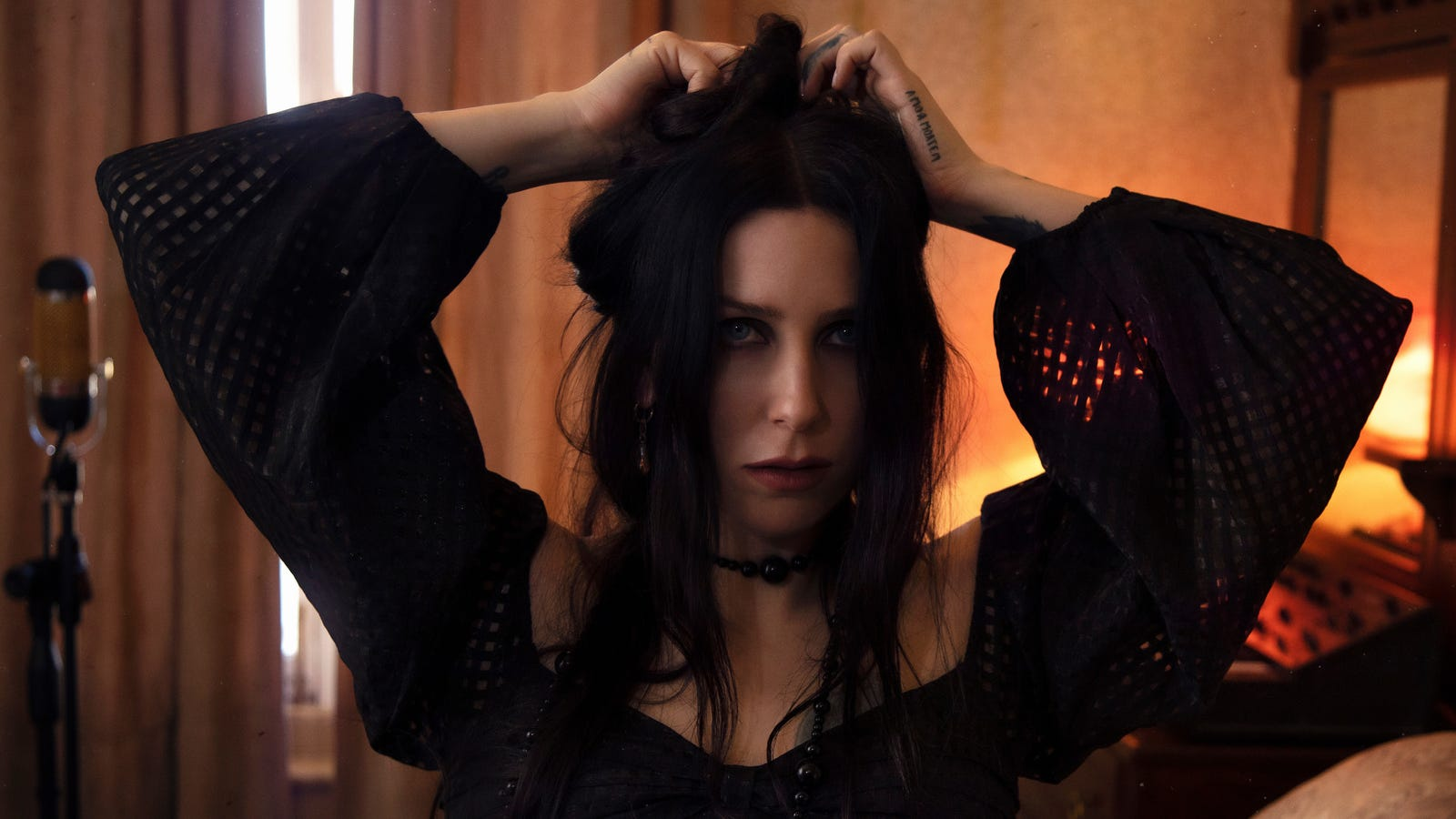 Chelsea Wolfe goes back to the land on the starkly beautiful Birth Of Violence