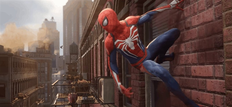 Spider-Man Coming To PlayStation 4