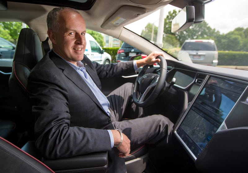 Tesla Exec On Competition: You\'re Not Trying Hard Enough