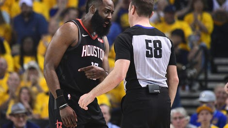 74fa88c6a Houston Rockets  39  Memo To NBA Leaked After Game 1 Loss