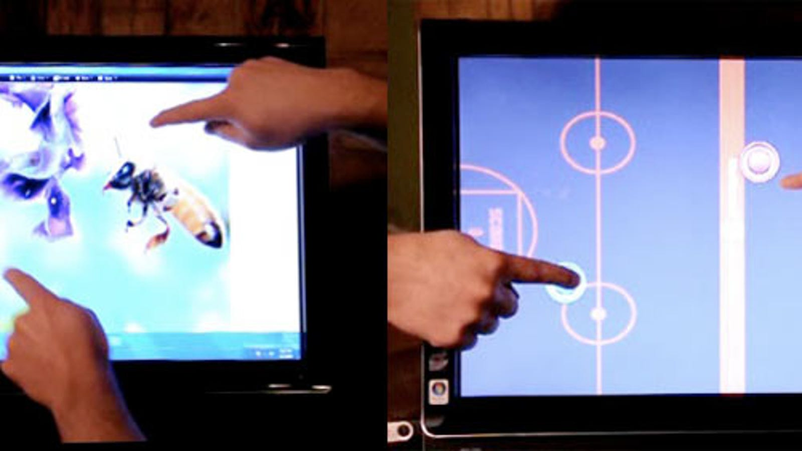 Windows 7 Touch and Multitouch Gesturing, Pen Controls and