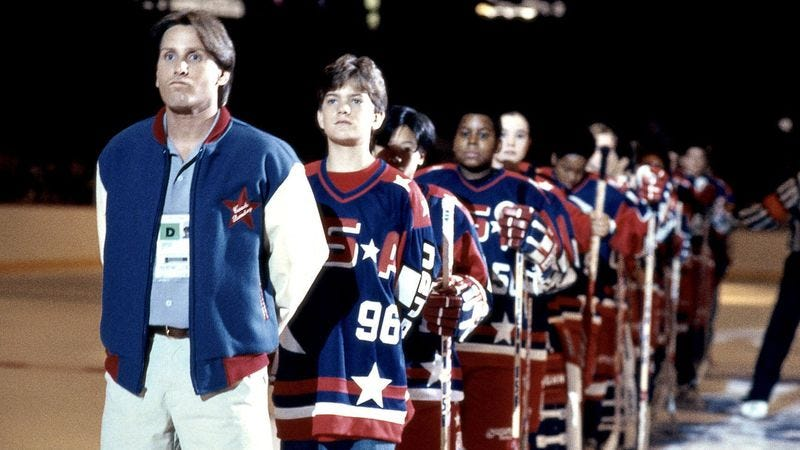 Illustration for article titled Mighty Ducks 4 is a very vague, far-off possibility (but still a possibility)
