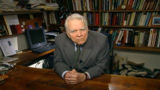 Illustration for article titled Andy Rooney Hospitalized In Serious Condition