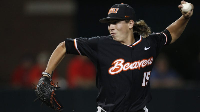 Illustration for article titled MLB Prospect Luke Heimlich Denies Molesting His Niece, Blames Guilty Plea On Bad Legal Advice
