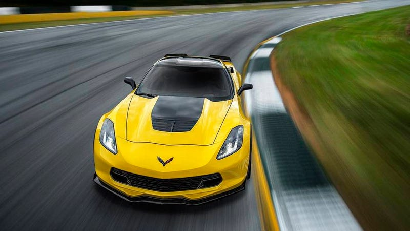Illustration for article titled 2015 Corvette Z06 First Drive: Stupid fast, remarkably cheap