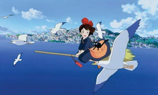 Illustration for article titled Kiki's Delivery Service reopens with a new live-action movie