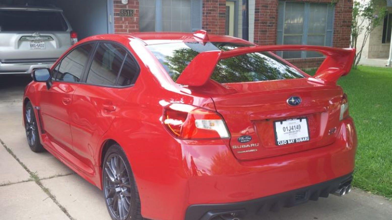 Corpus Christi Subaru >> Corpus Christi Subaru Damaged My Subaru A Psa