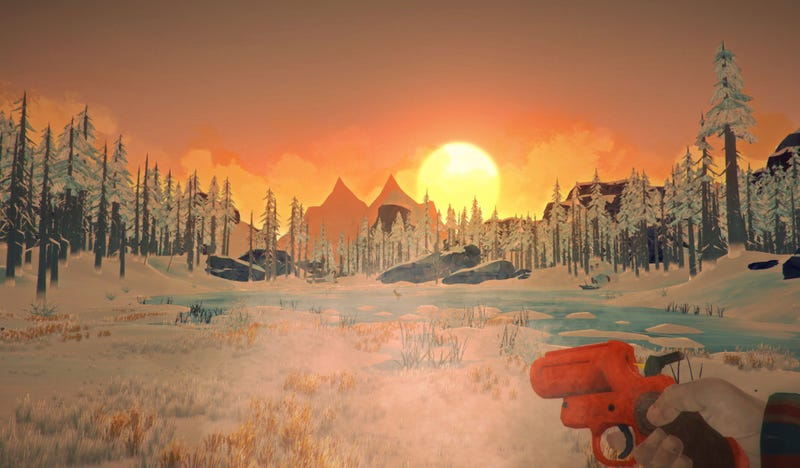 Illustration for article titled The Long Dark's New Story Has Problems, But The Game Is Still Brilliant