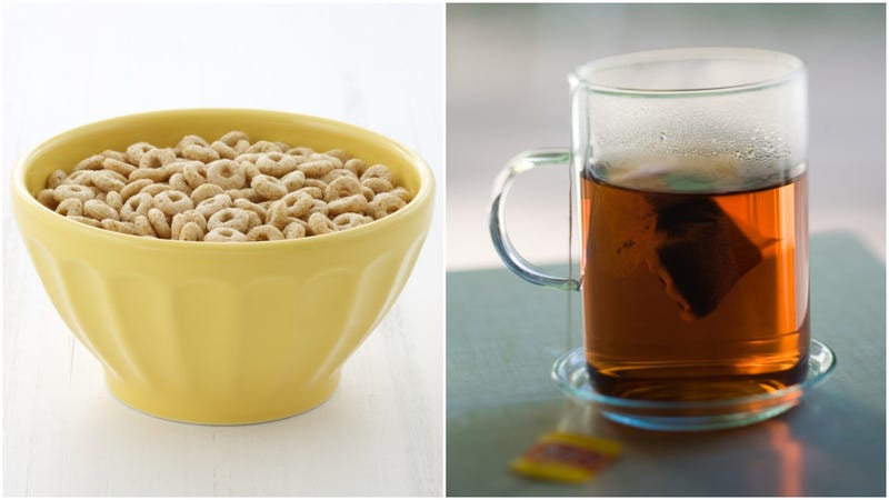 Cheerios in tea: What next? (No seriously, what next)