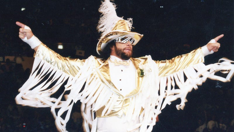 Illustration for article titled Oooh yeah, Randy Savage is getting his own movie-length Biography special!