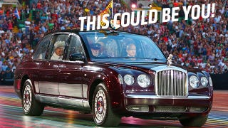 Illustration for article titled You Could Be Queen Elizabeth II's Next Chauffeur