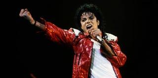 Michael Jackson (Kevin Mazur/Getty Images)