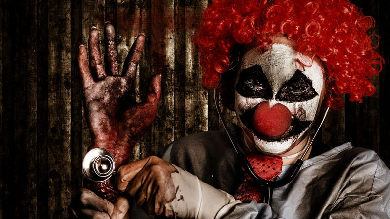 Illustration for article titled Town Bans Clowns Because the French Can't Control Themselves
