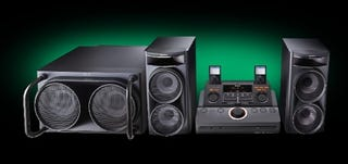 Illustration for article titled Sony Xross Fade Dual iPod DJ Dock Is Wiggity Wack